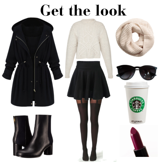 get the look Jesień 2015 October