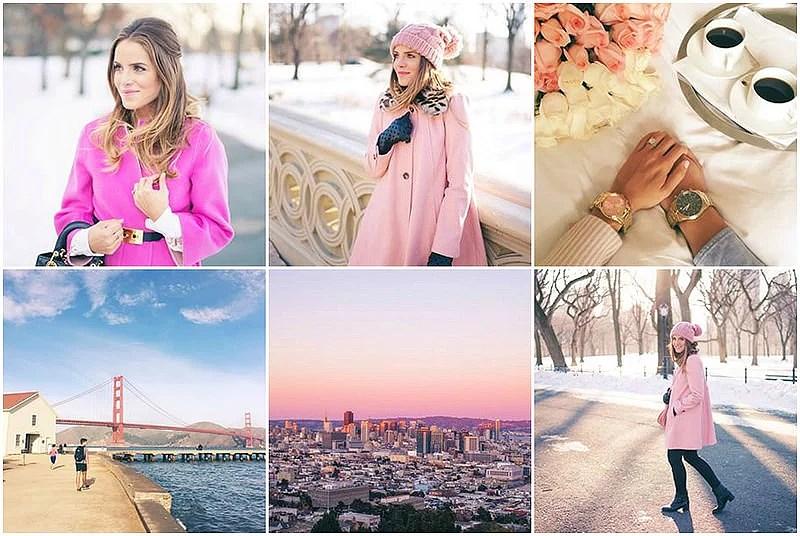 Favorite Instagramers