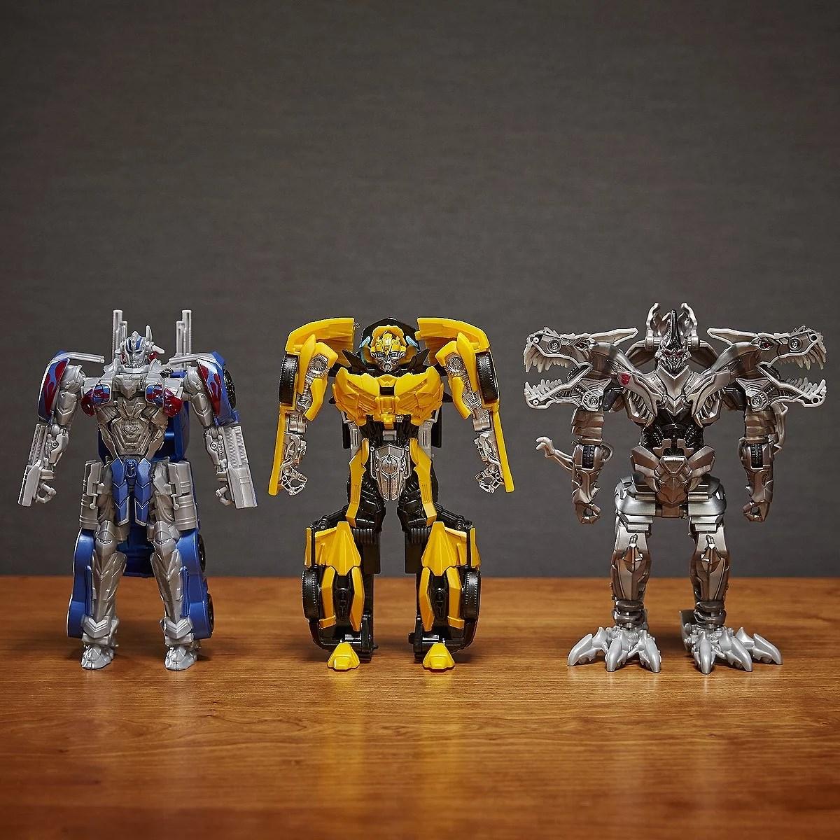 Transformers van Hasbro
