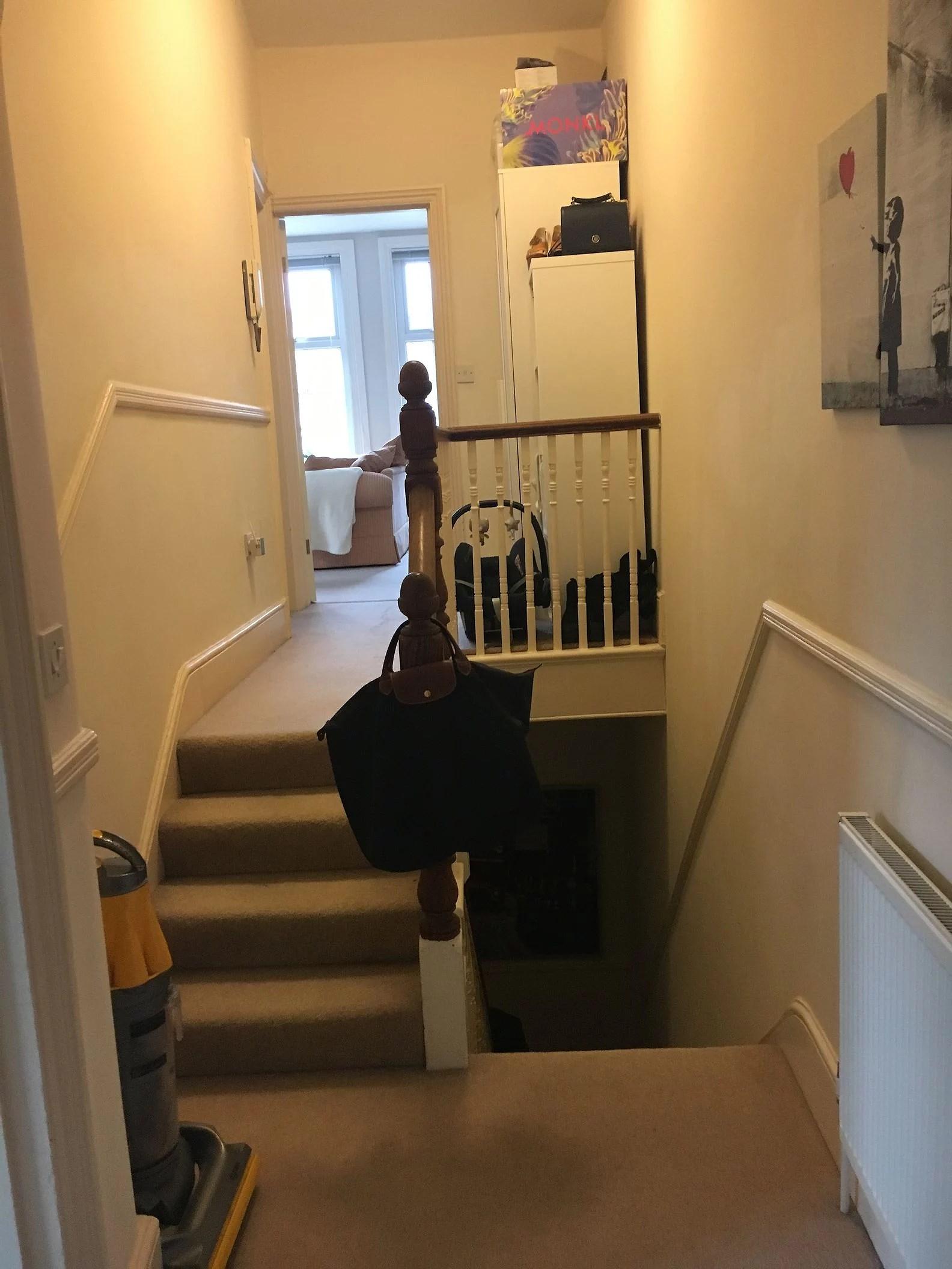 Vår lägenhet (del tre)
