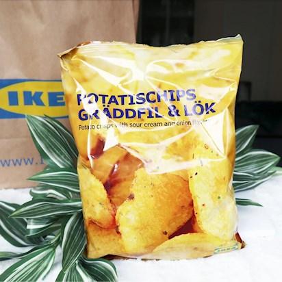 veganska chips