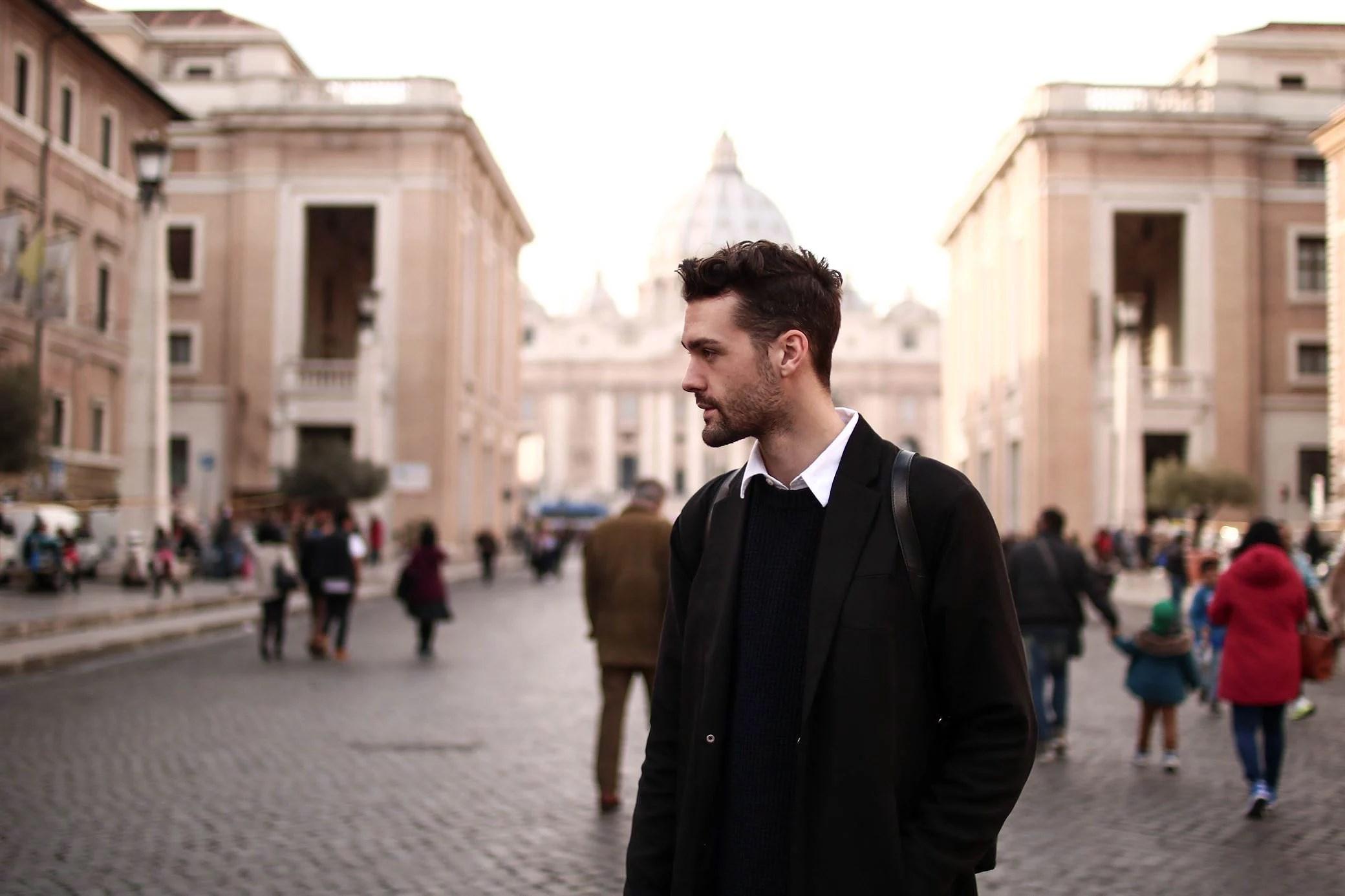 08/01/17 - Outfit från Rom