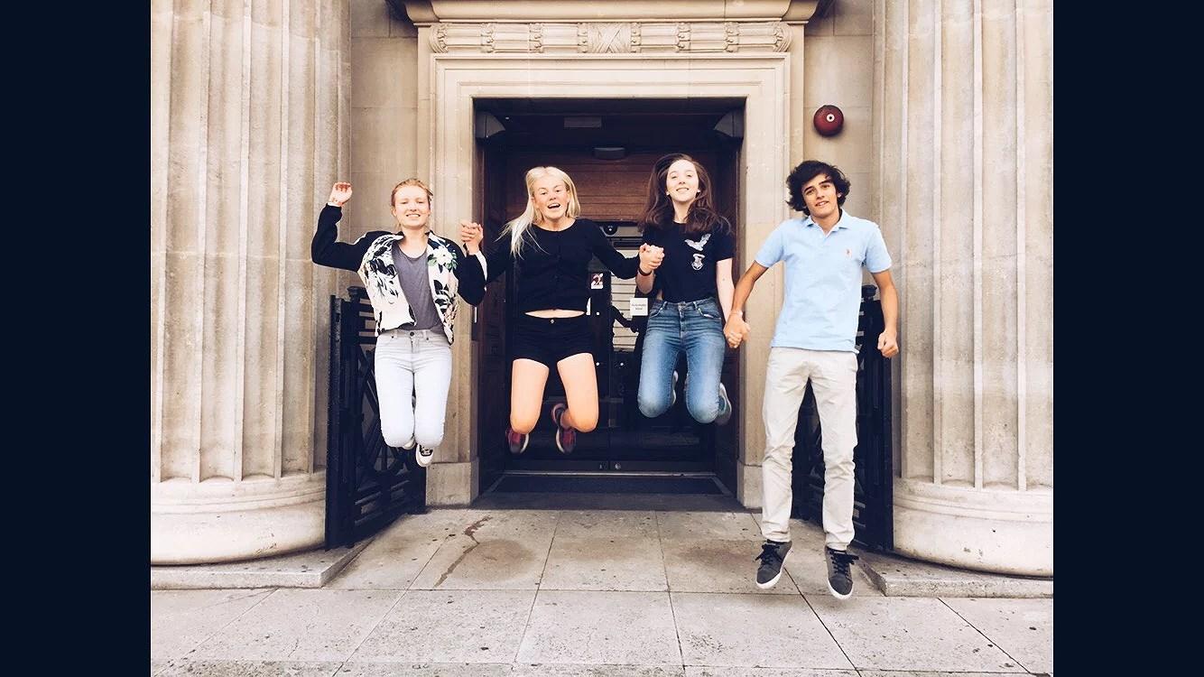 Skola och Covent Garden