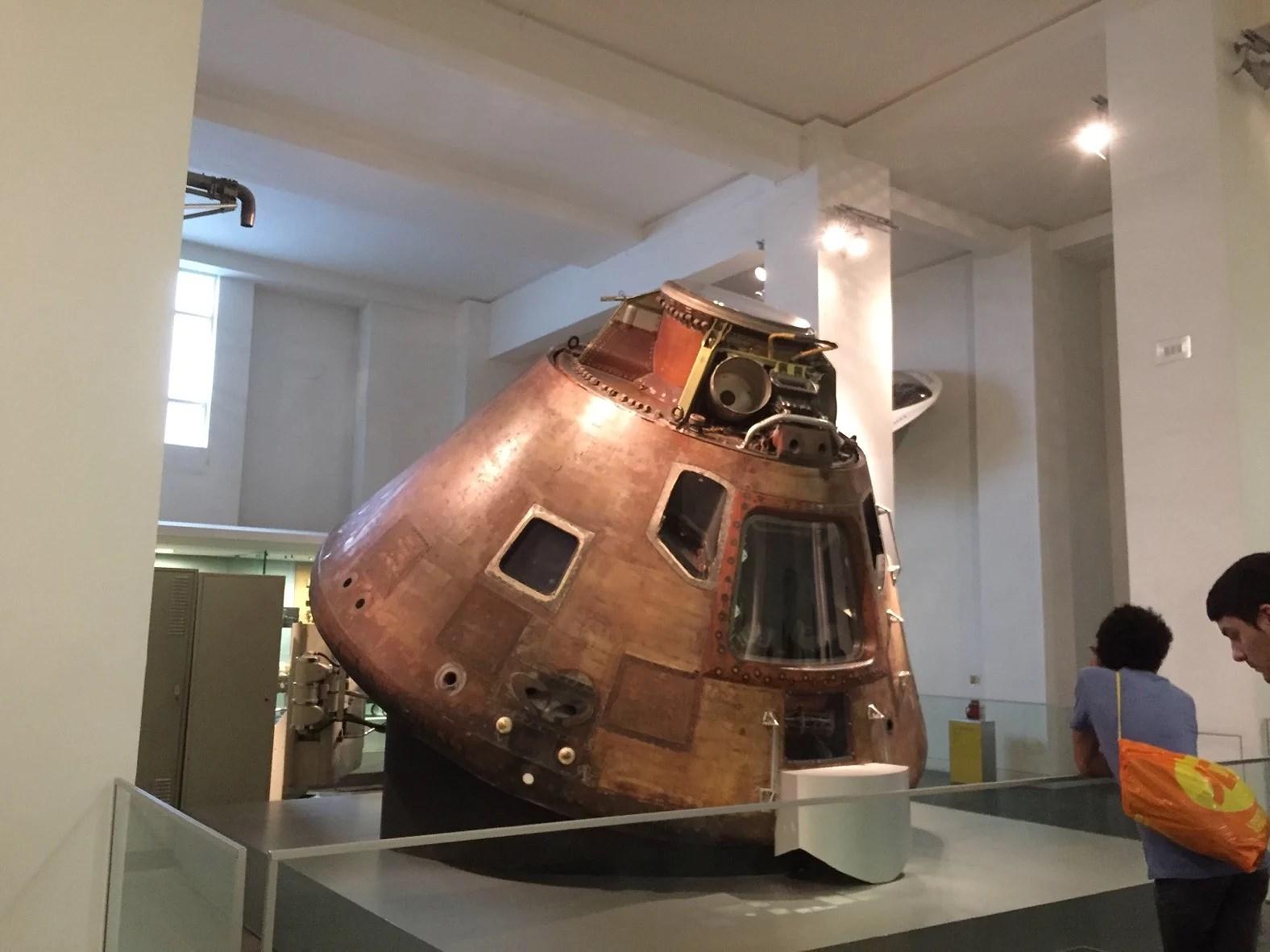 Science Museum, skola och Lasergame