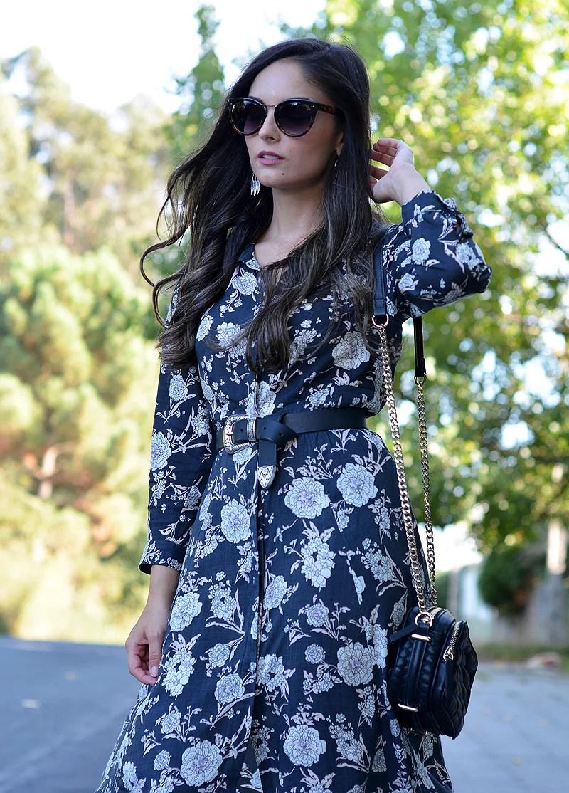 zara_ootd_lookbook_street style_floral dress_03