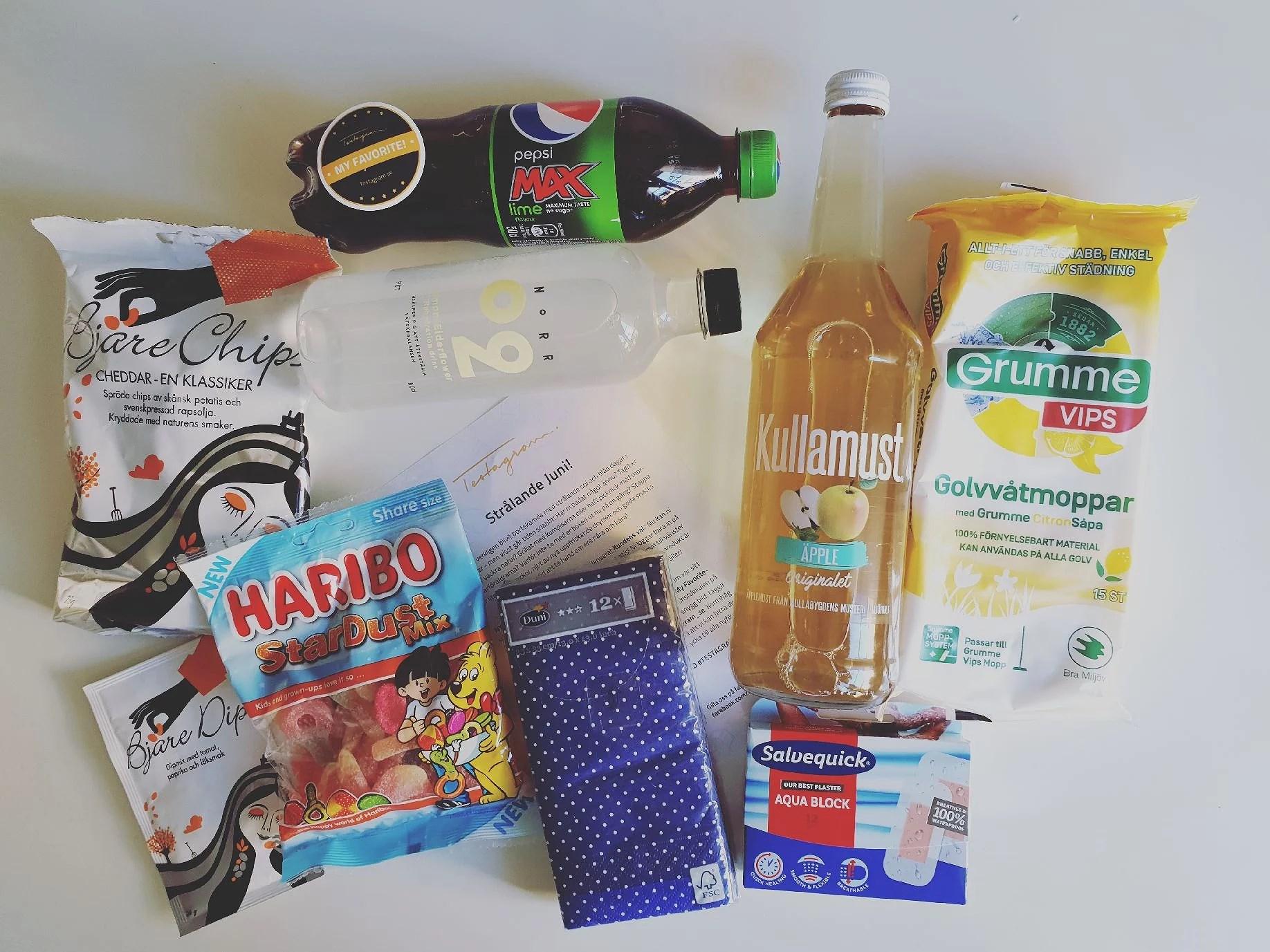 Unboxing/vlog - Testagram