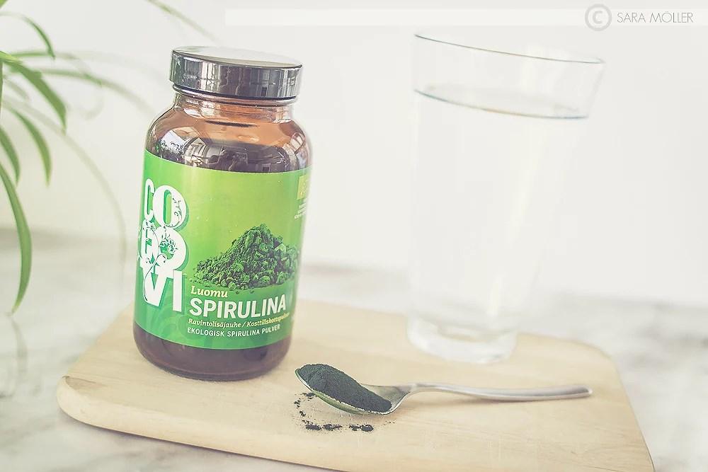 13 bra anledningar till att äta spirulina