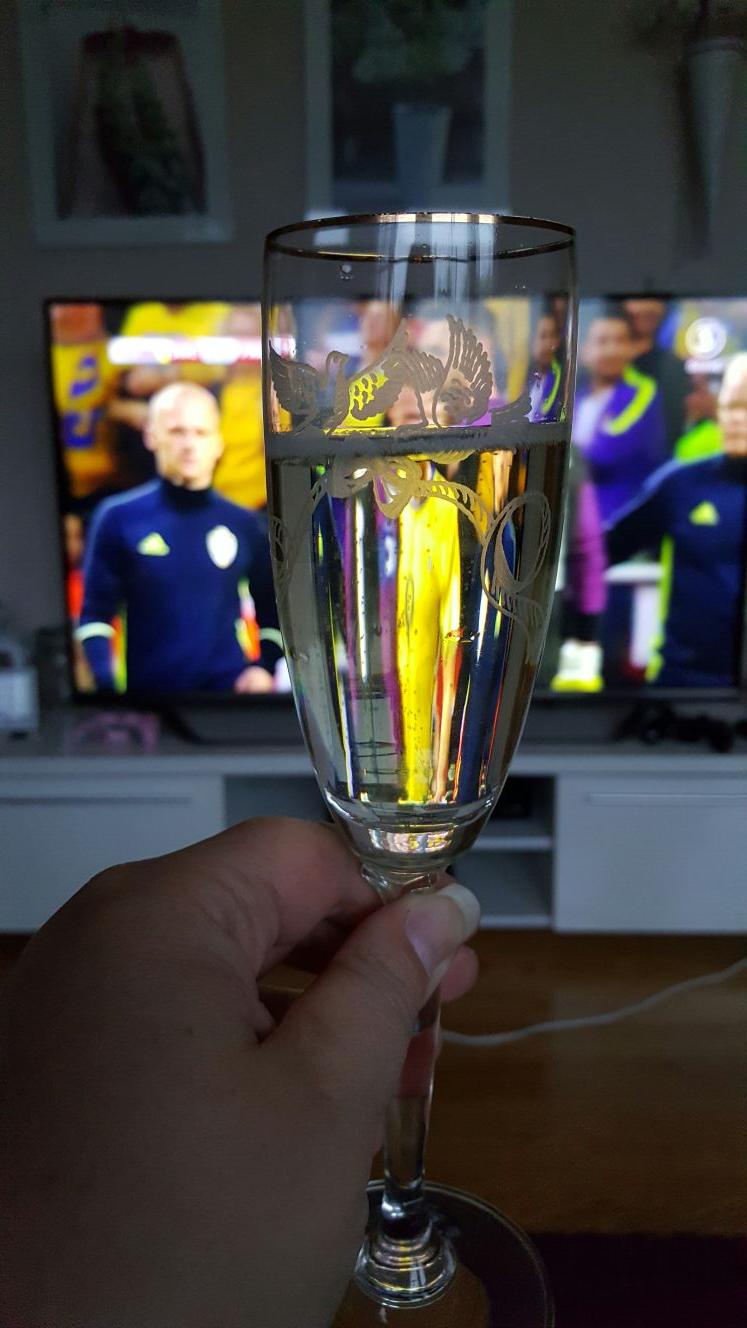 Fotboll och Bubbel