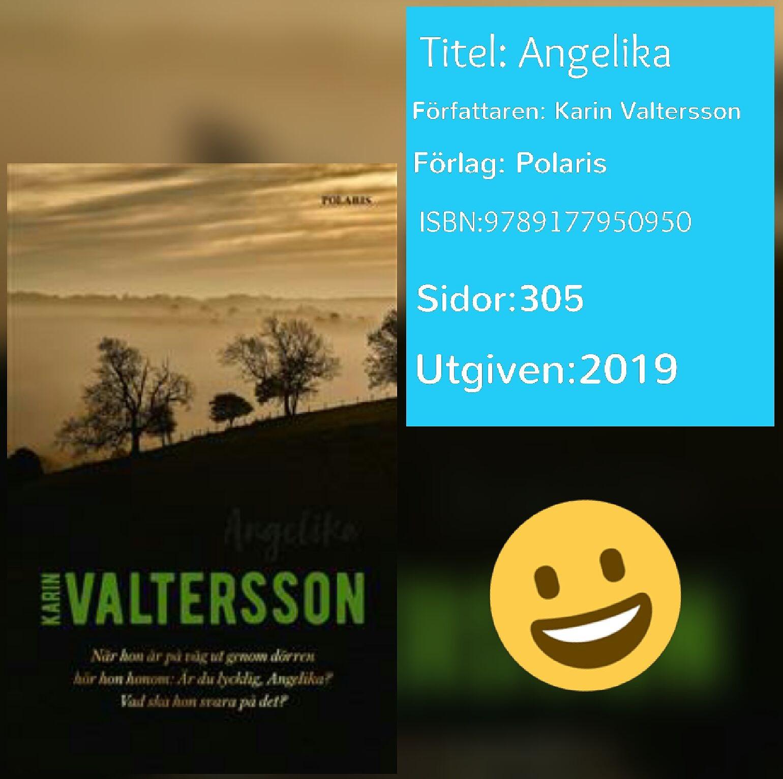 Angelika- Karin Valtersson