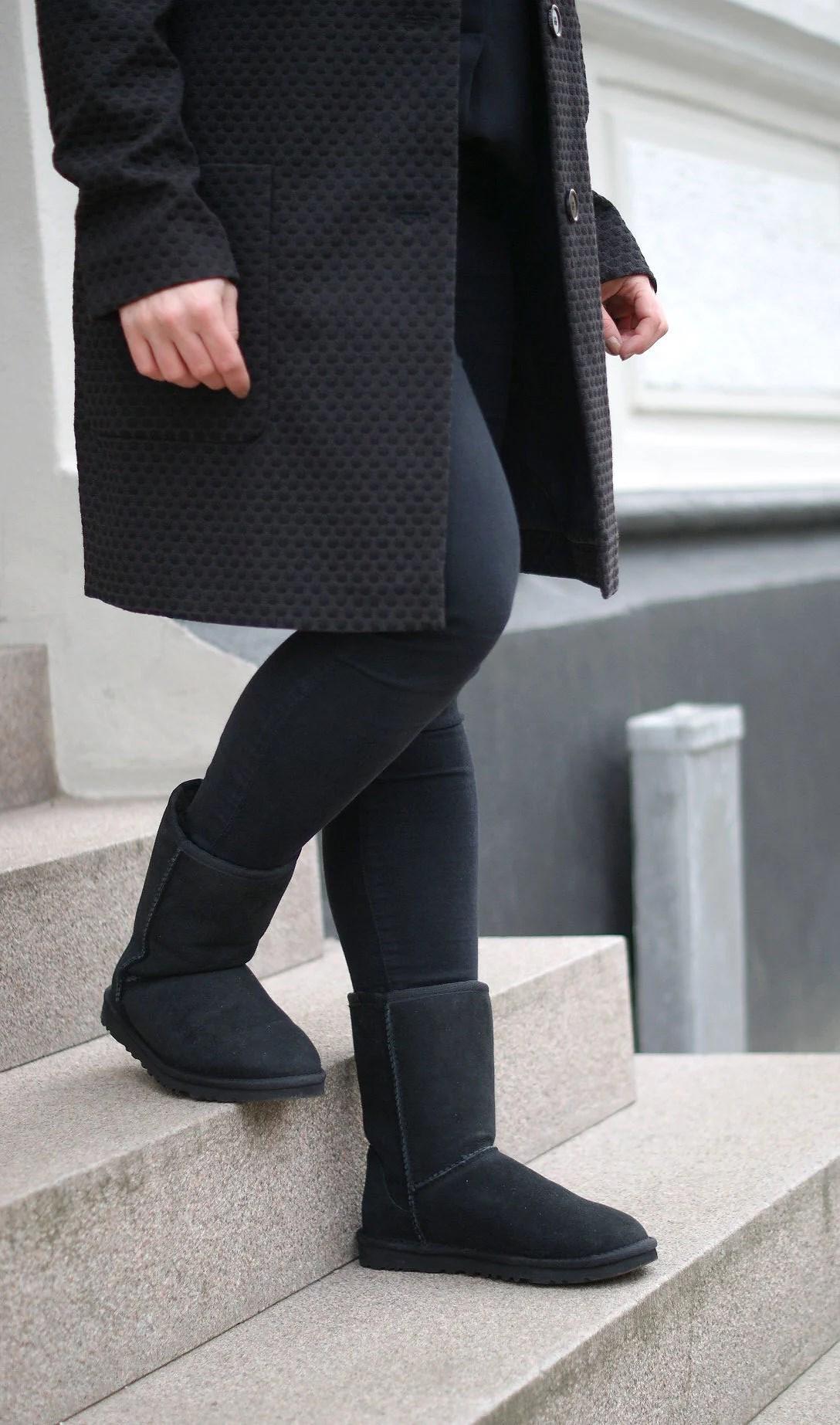 Aalborg-modeblogger-Aalborgmodeblogger-Aalborgmodeblog-It's My Passions-Julie Mænnchen, Fransa, Fransa jakke, UGG, UGG støvler, UGG boots