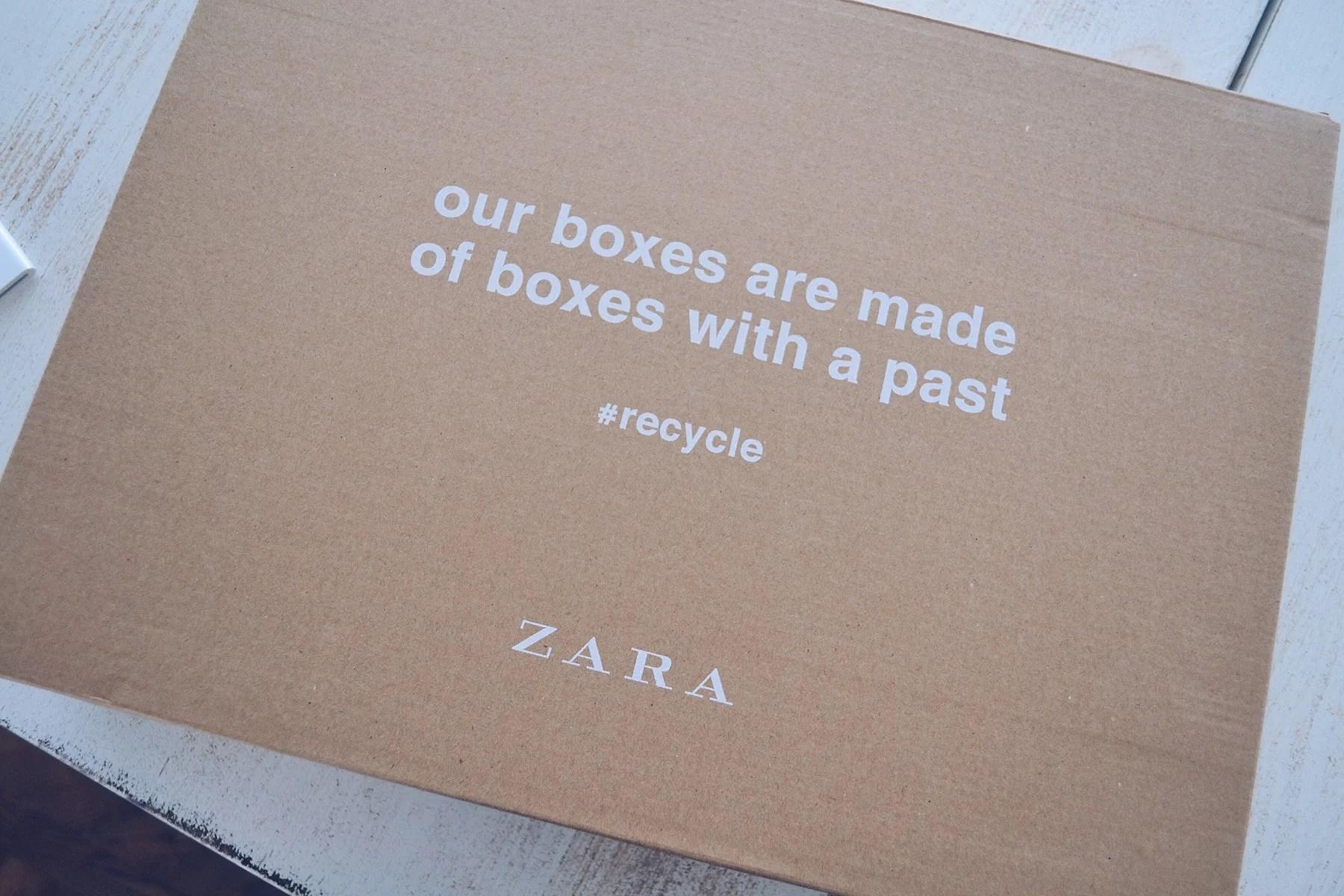Nytt från Zara