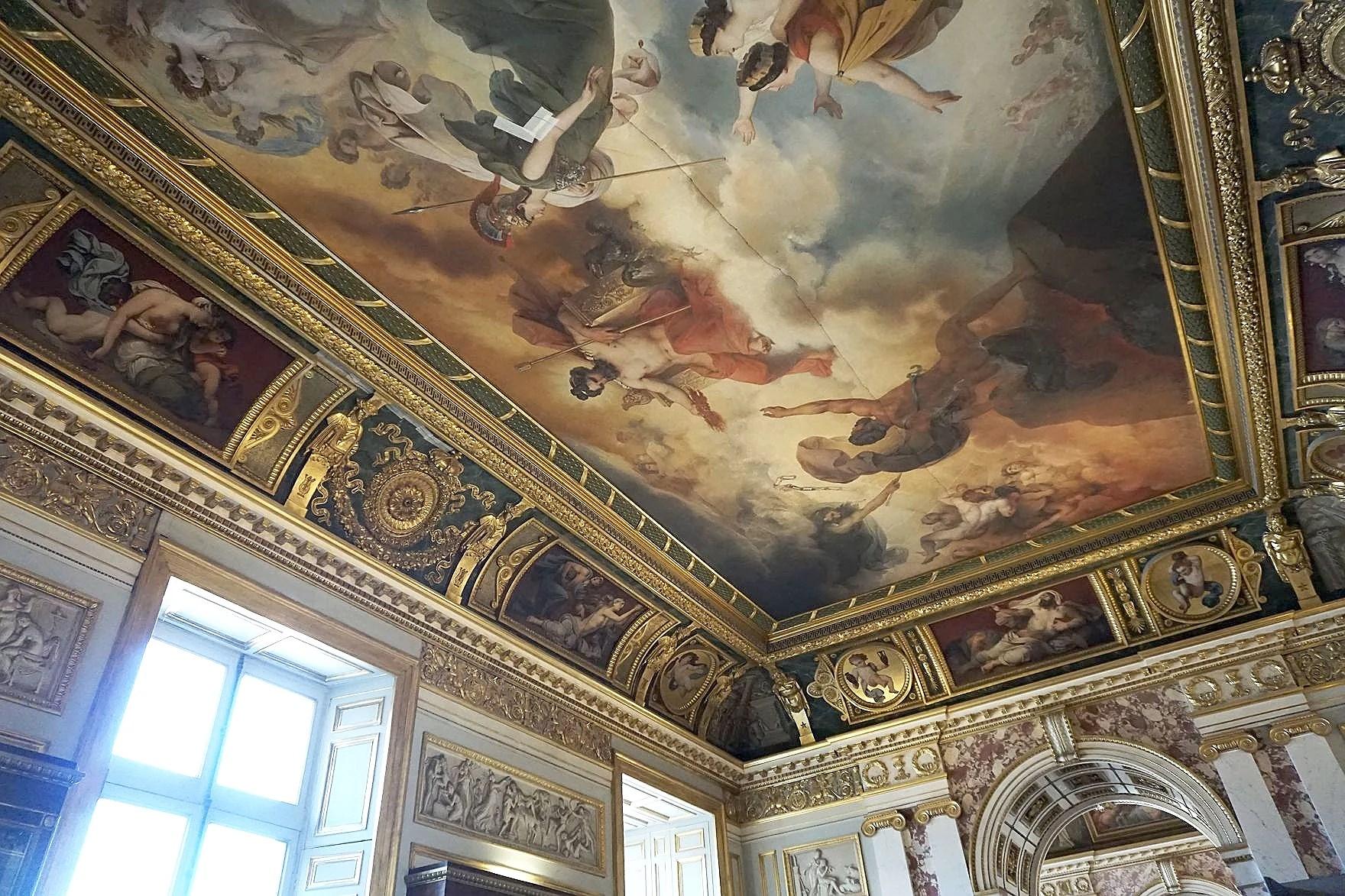 Le Dernier Jour & Musée du Louvre