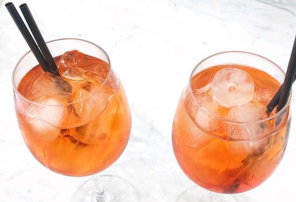 Efterårskollektioner, cocktails og fredagsrock