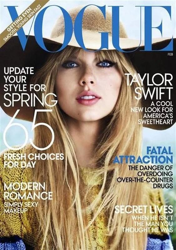 El estilo de Taylor Swift