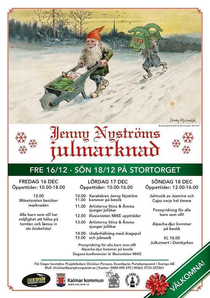 Jenny Nyströms Julmarknad
