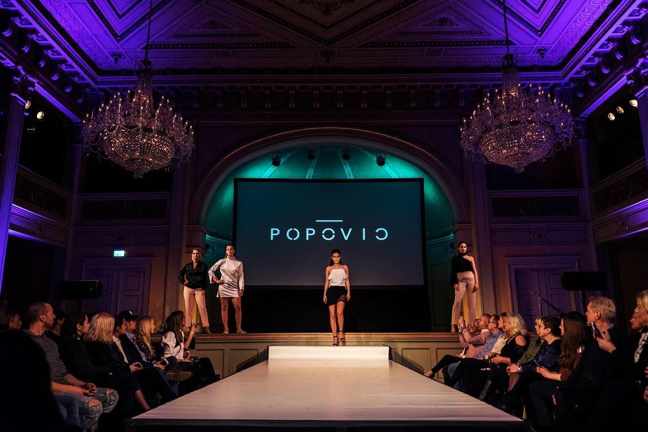 POPOVIC Fashion Show