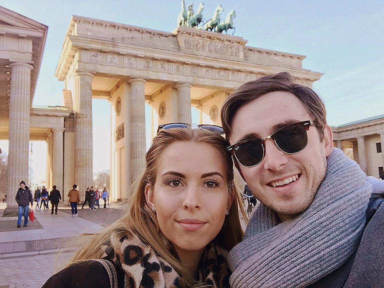 Dag 1 i Berlin