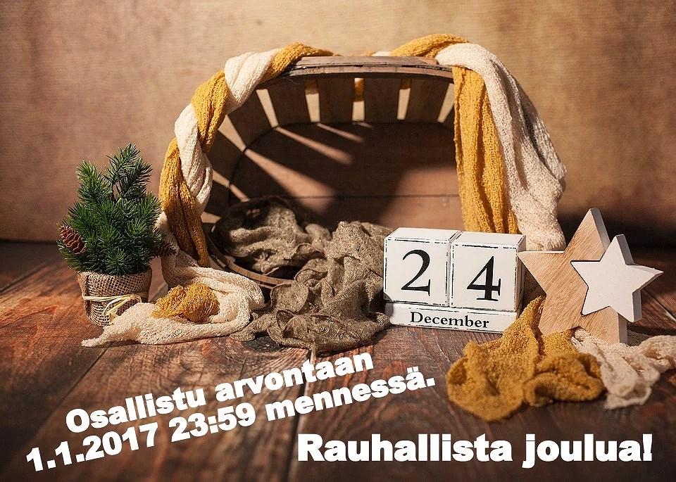LUUKKU 24: JOULUARVONTA