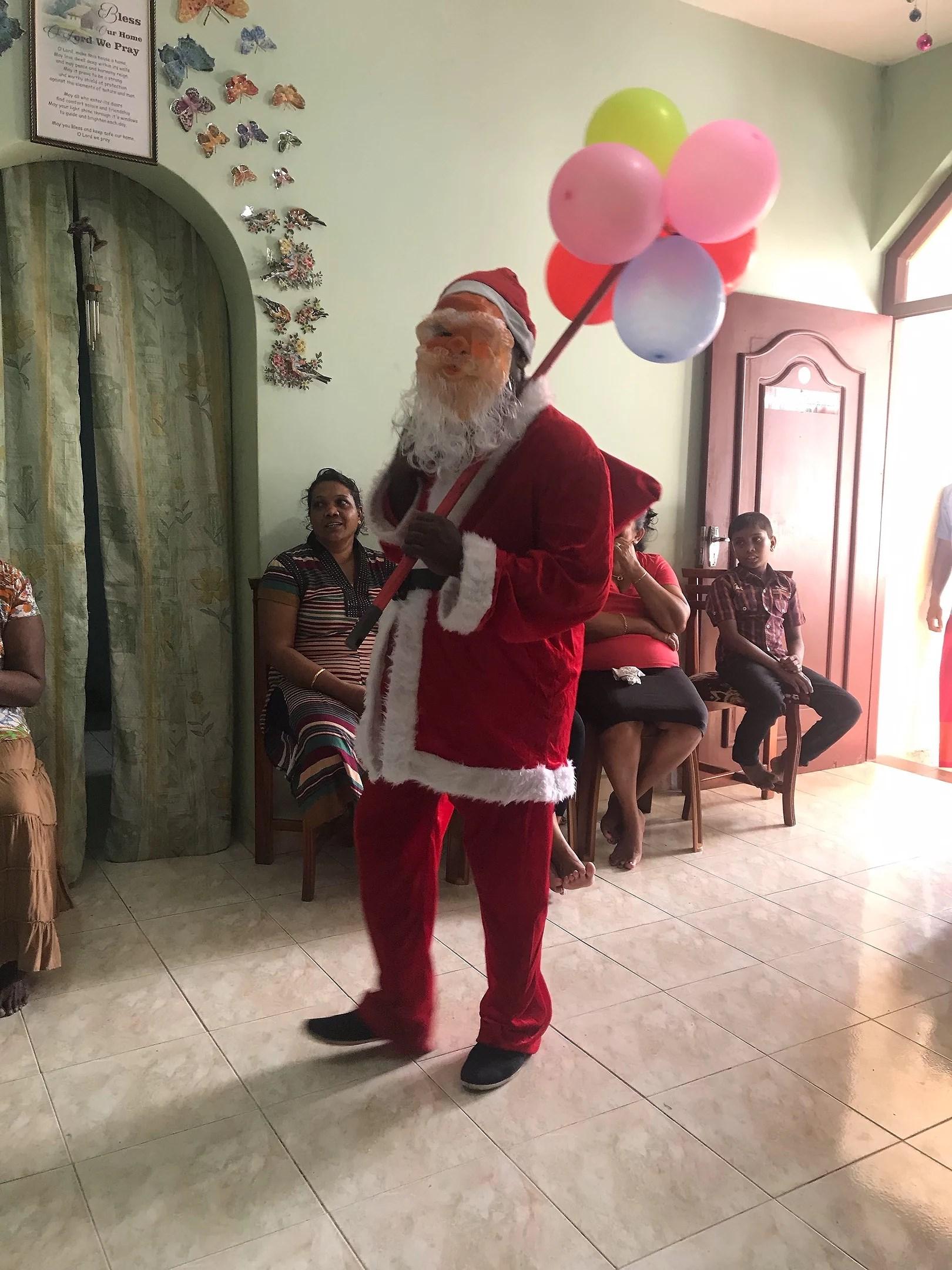 Christmasday och pricken över i:et