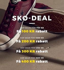 ec8bc996352 Stayhard har just nu fina rabatter när du shopper skor till honom! Desto  mer du handlar för, desto mer rabatt får du! Passa på!