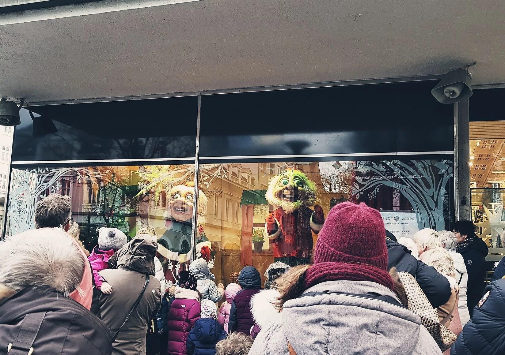 Sundtnisser og julemarked