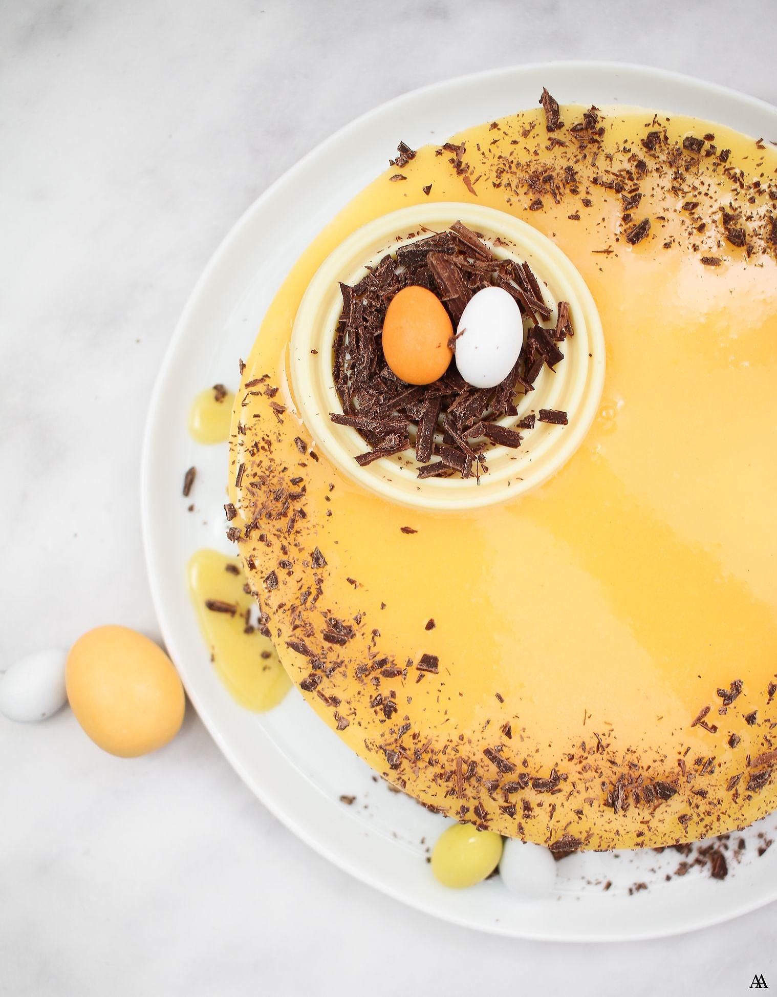 Påskcheesecake