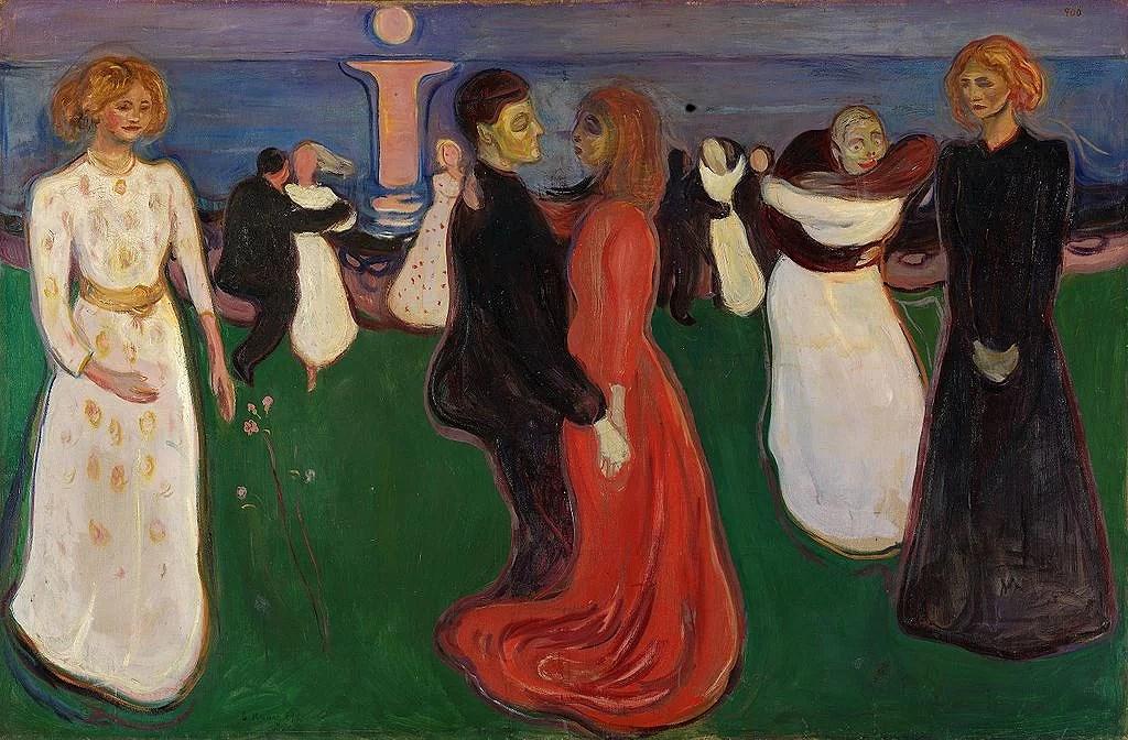 Allmänbildning: Edvard Munch