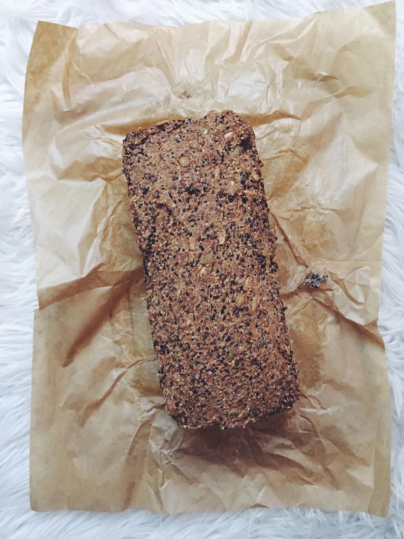 veganskt bröd recept