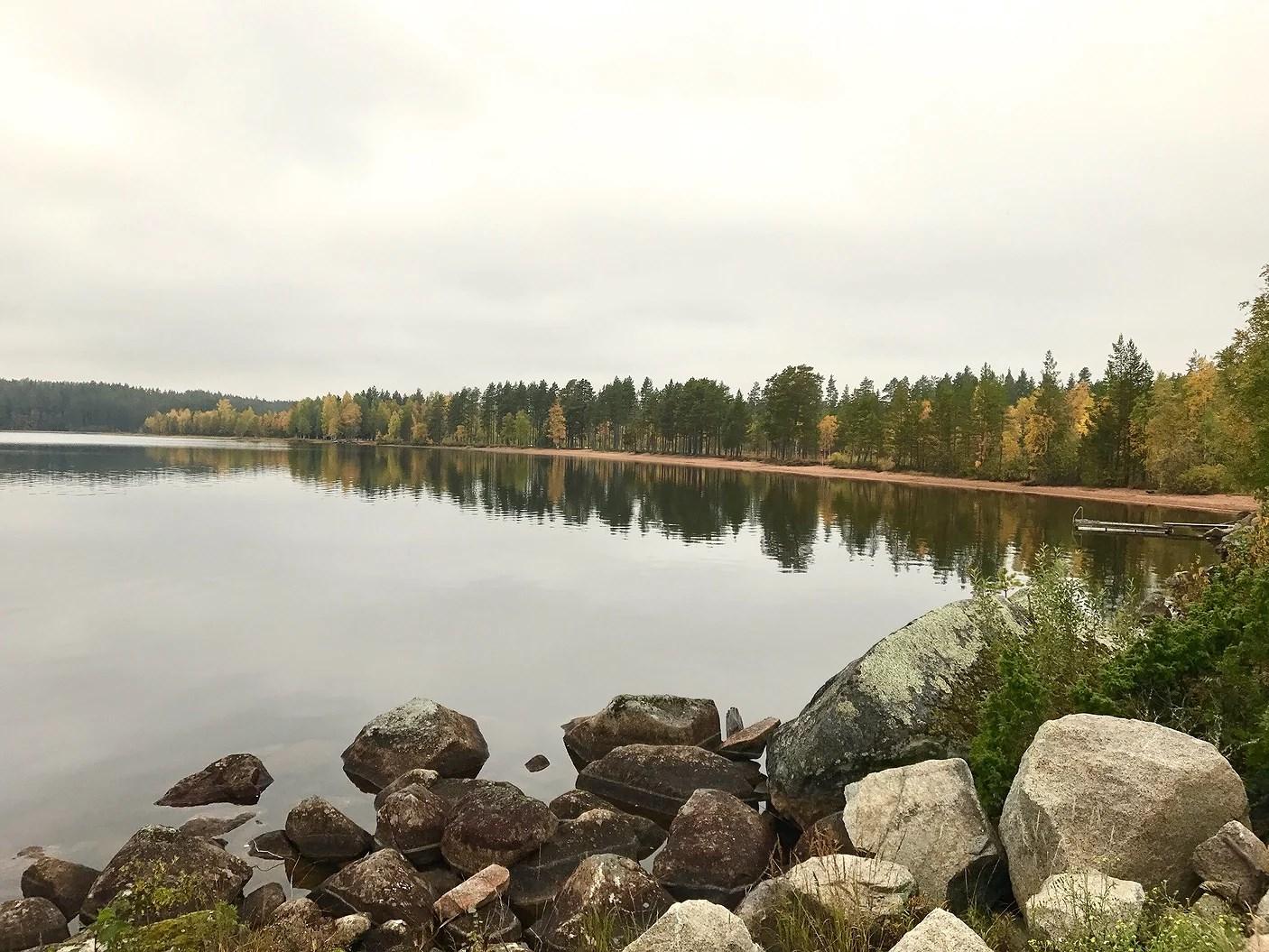 Första rundan i Falun och eftermiddag i Sången!