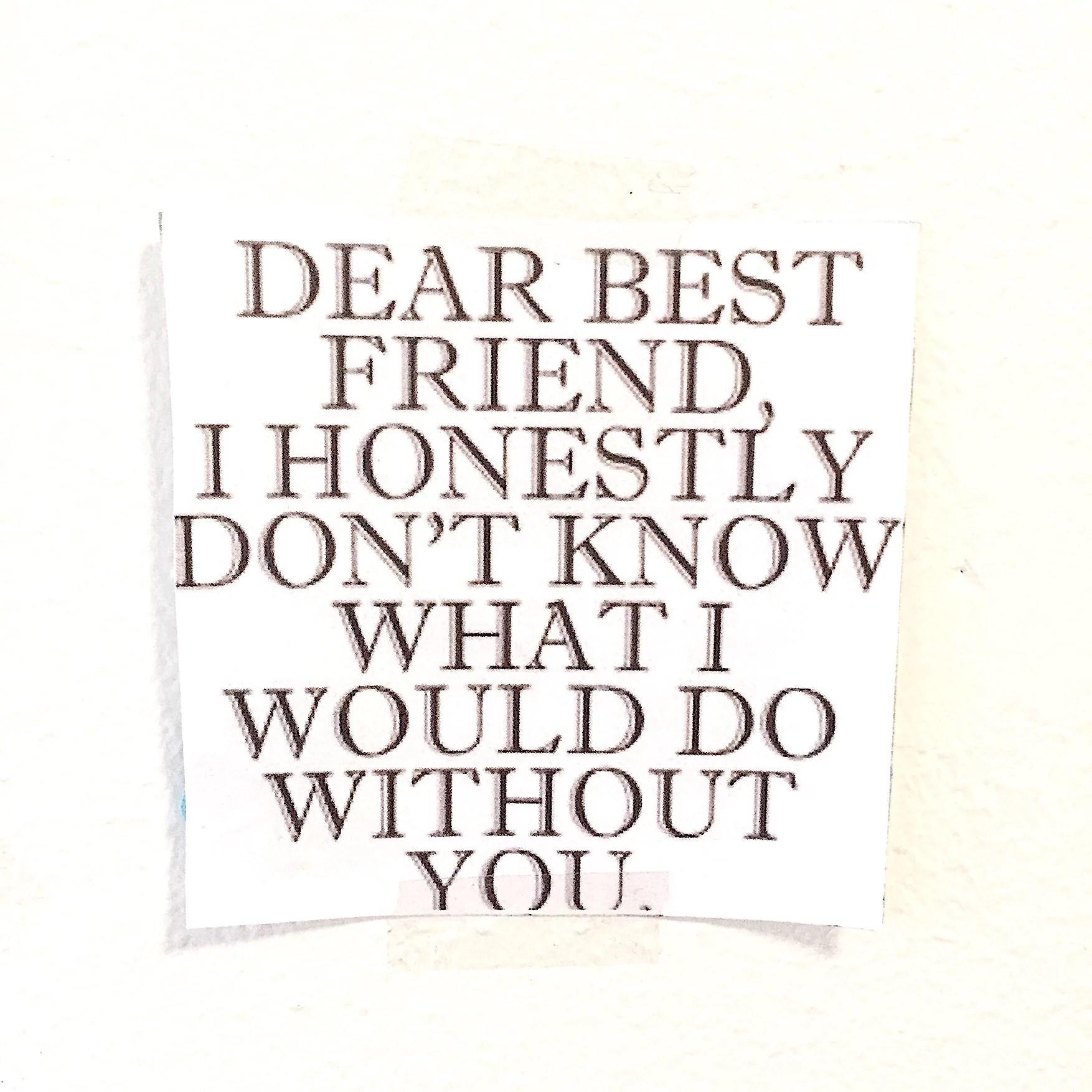 För att jag älskar dig