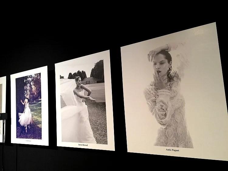 Fotografías con arte y elegancia para sorprender a todos los asistentes de los desfiles en la Bridal Week.