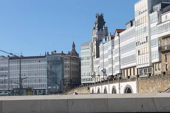 La Marina. Turismo. Coruña