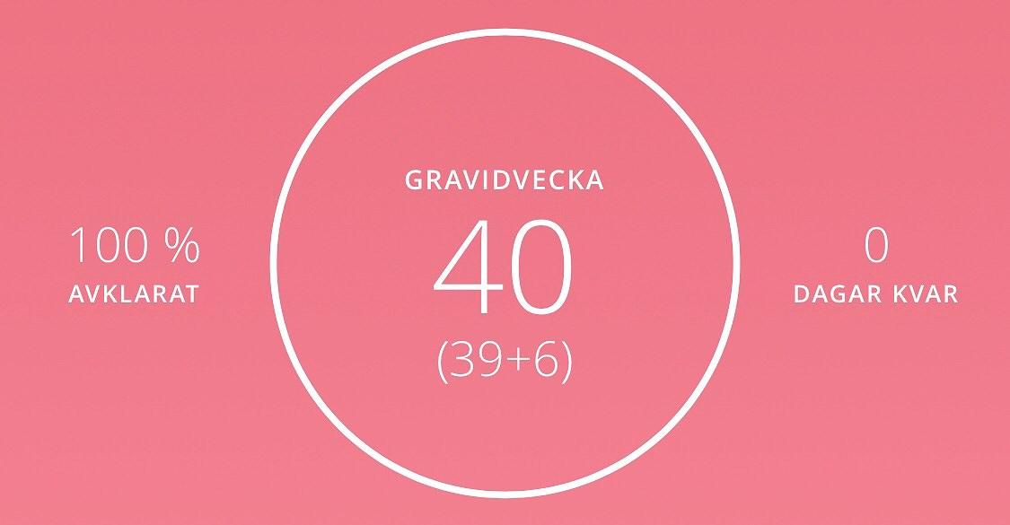 Vecka - 40