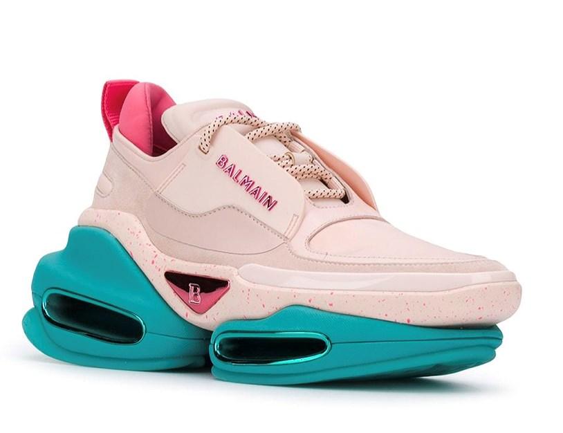 Balmain sneaker, bols sneaker,