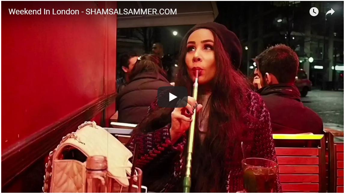 VIDEO: Weekend in London