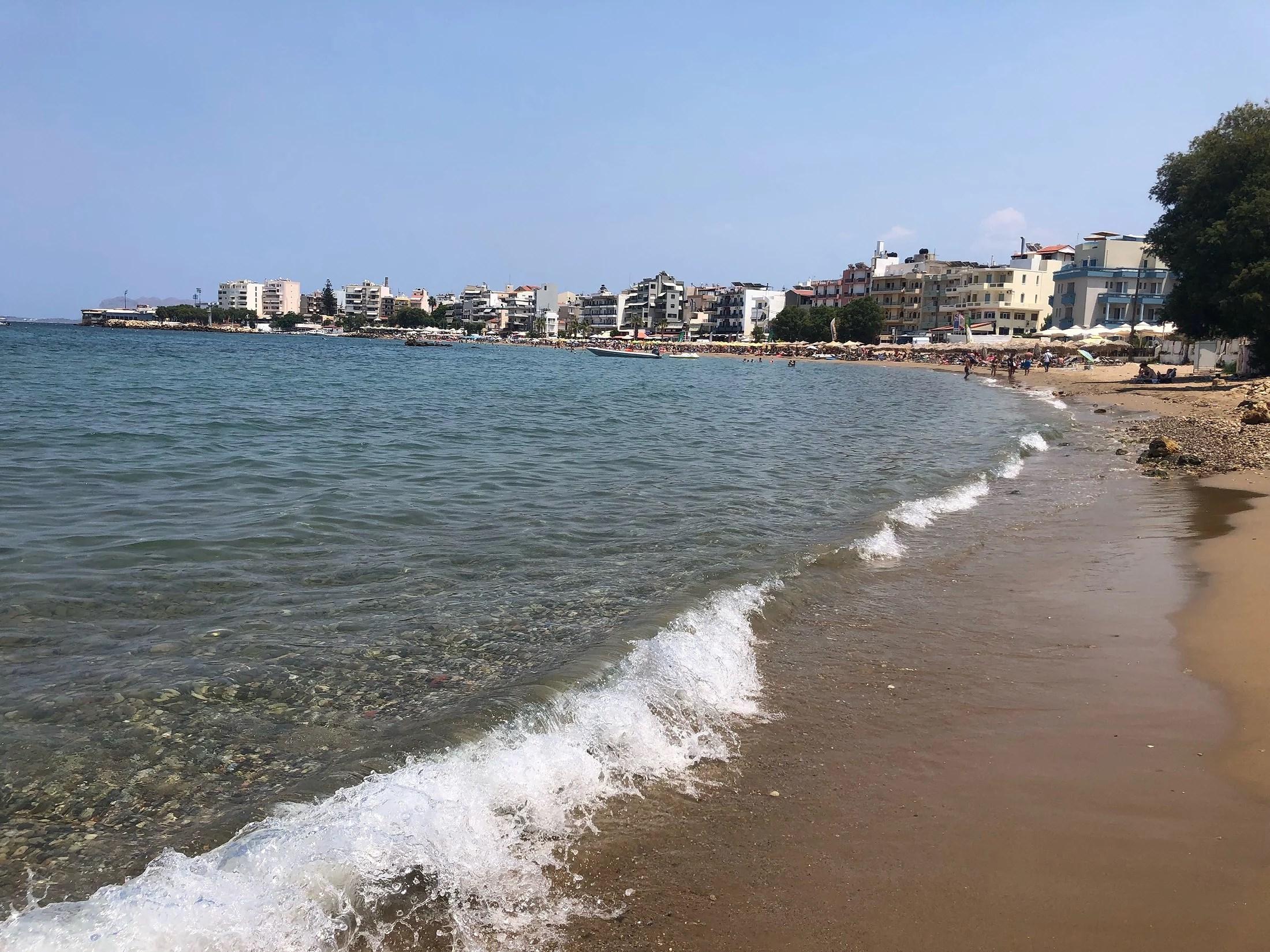 Sista dagarna på Kreta