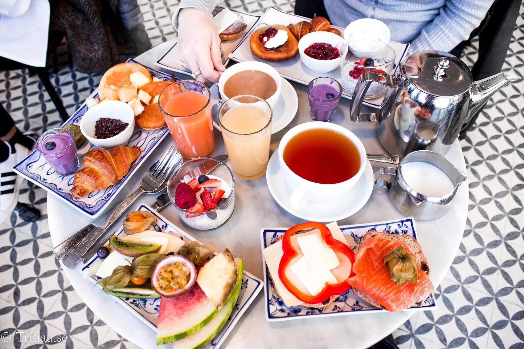 Frukost på Berns!