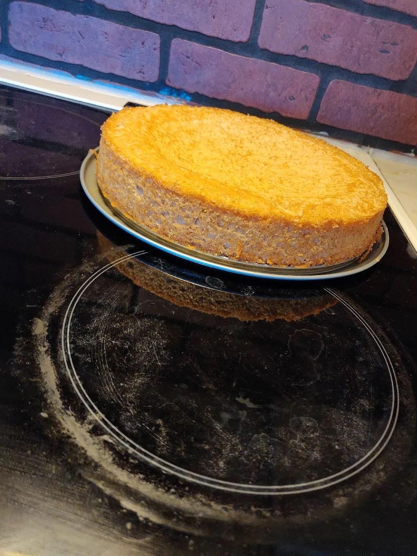 nästan socker och ägg fri sockerkaka