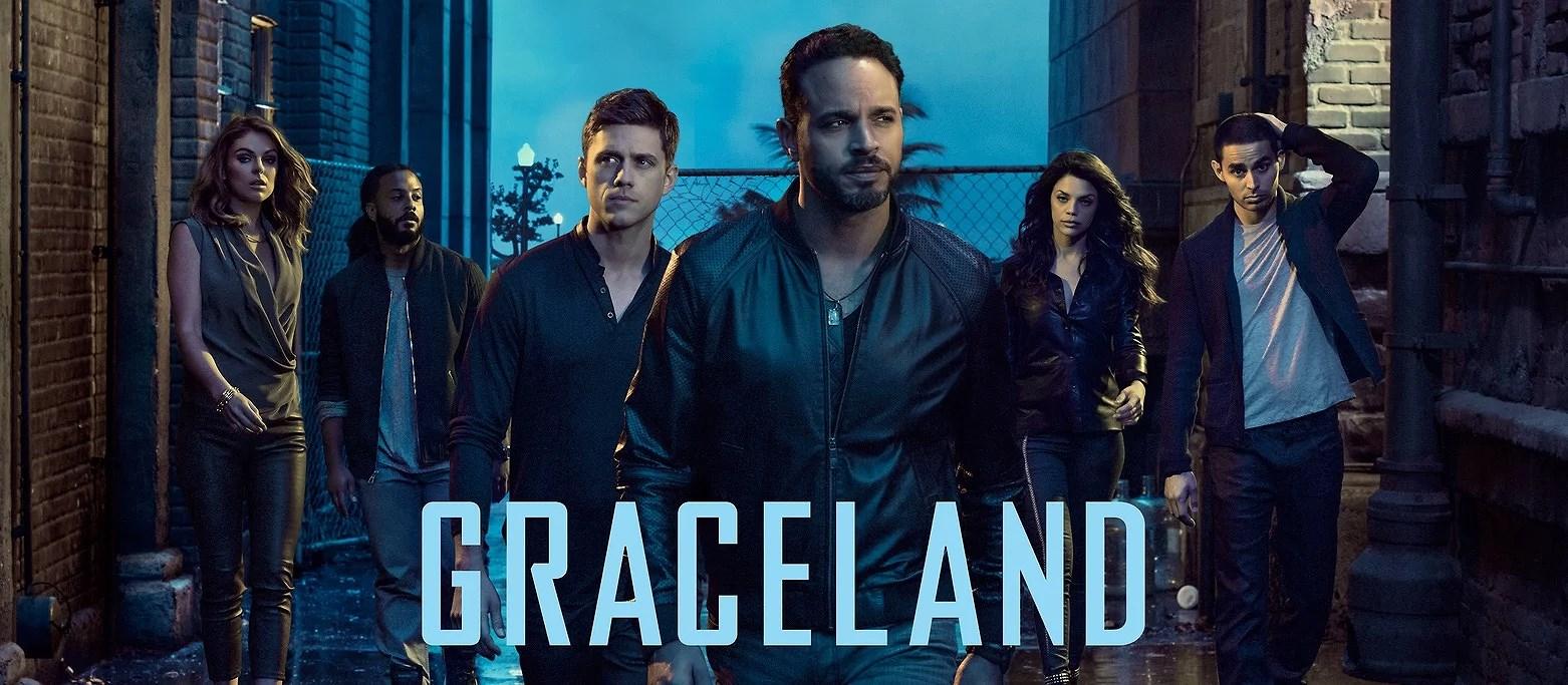 Veckans serietips - Graceland