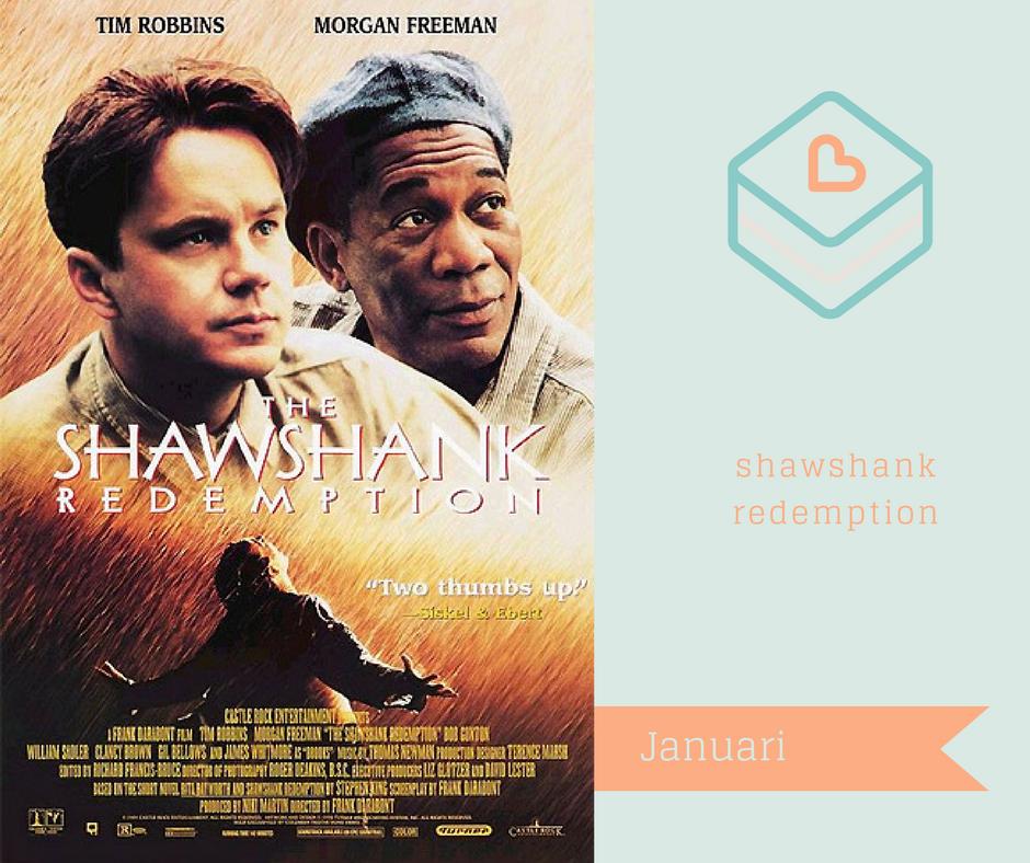 Filmer jag vill se å Viaplay - shawshank redemption