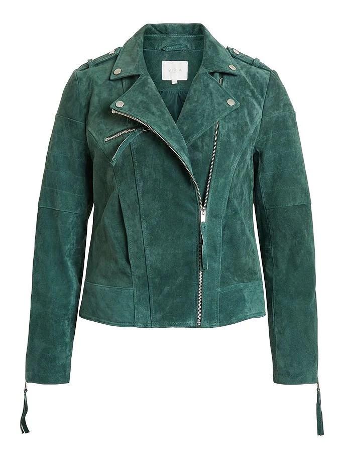 Grön jacka