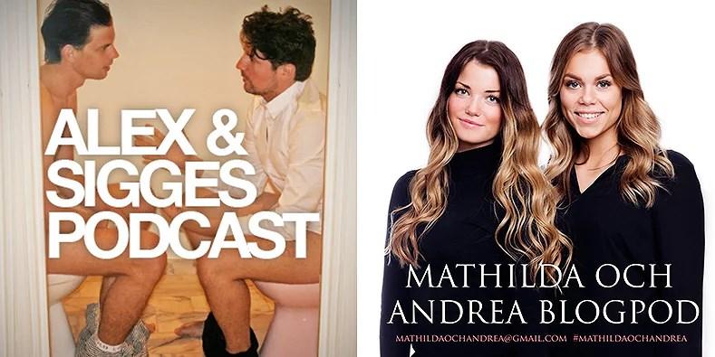 Favoriter : Podcasts