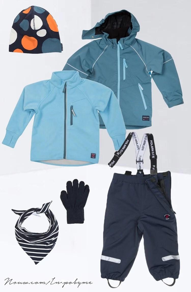 Märkesfokus; Ytterkläder från Polarn o. Pyret