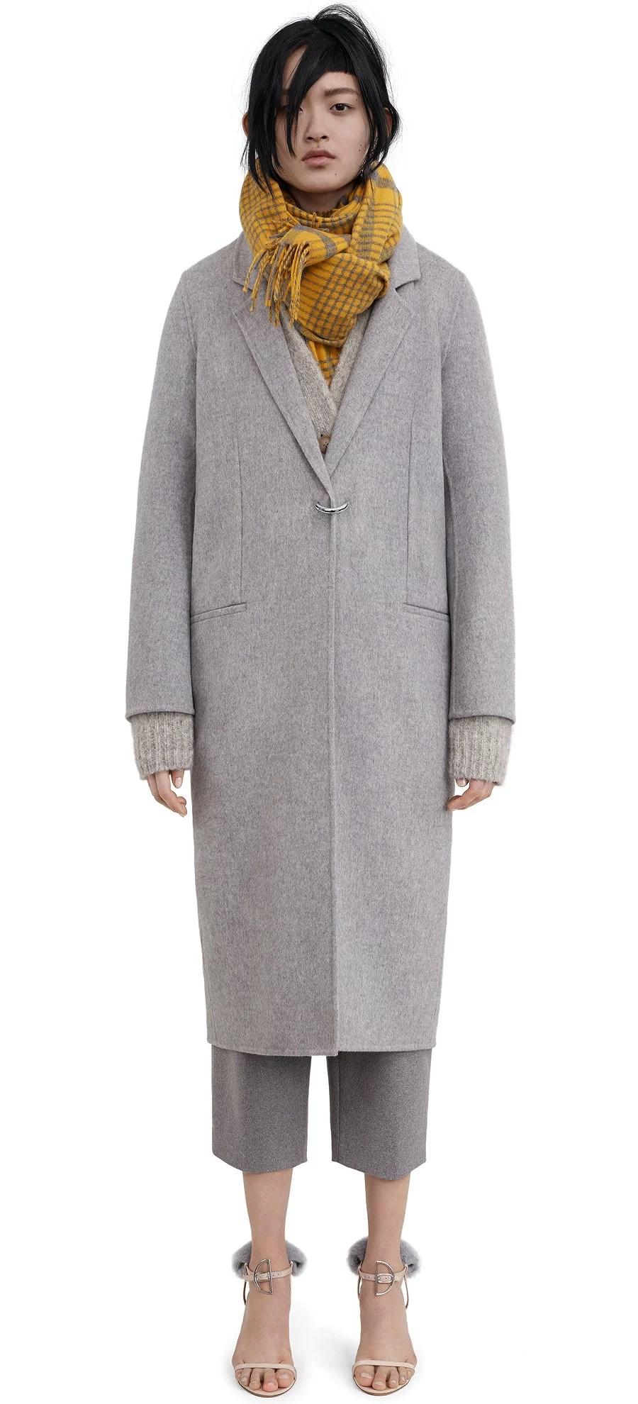 It's ok, I got my coat