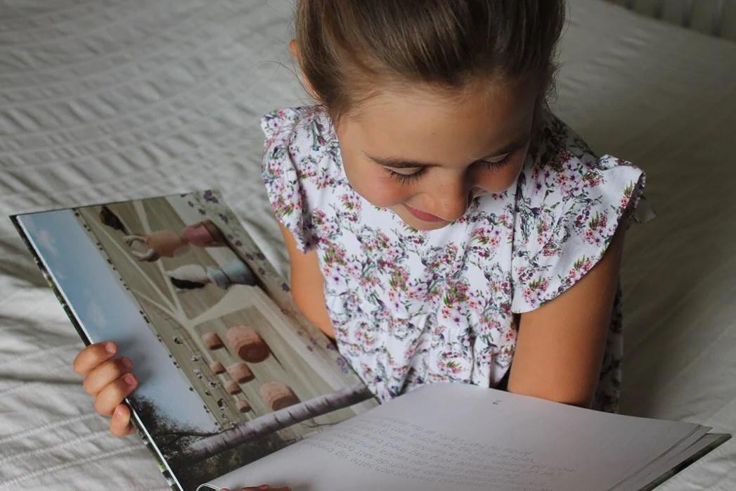 Böcker med ett tydligt budskap!