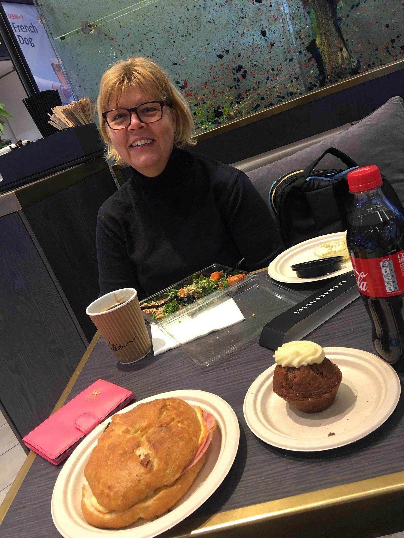 Grattis på födelsedagen, Mamma!
