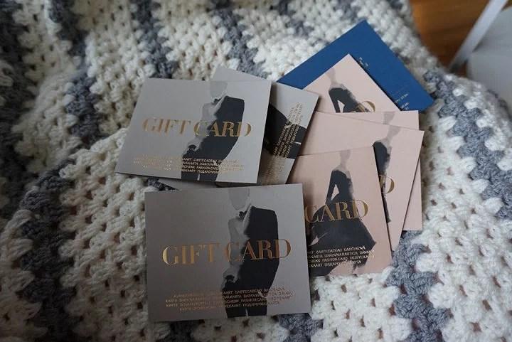 5000:- intjänat gratis i presentkort