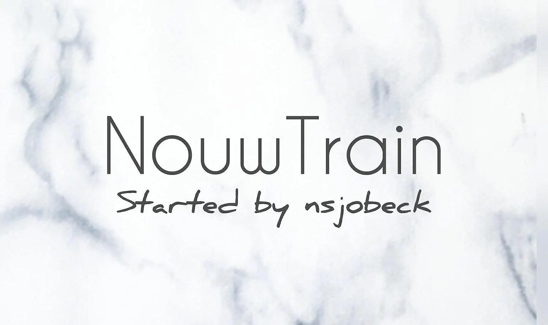 NouwTrain - hitta nya favoritbloggar att följa
