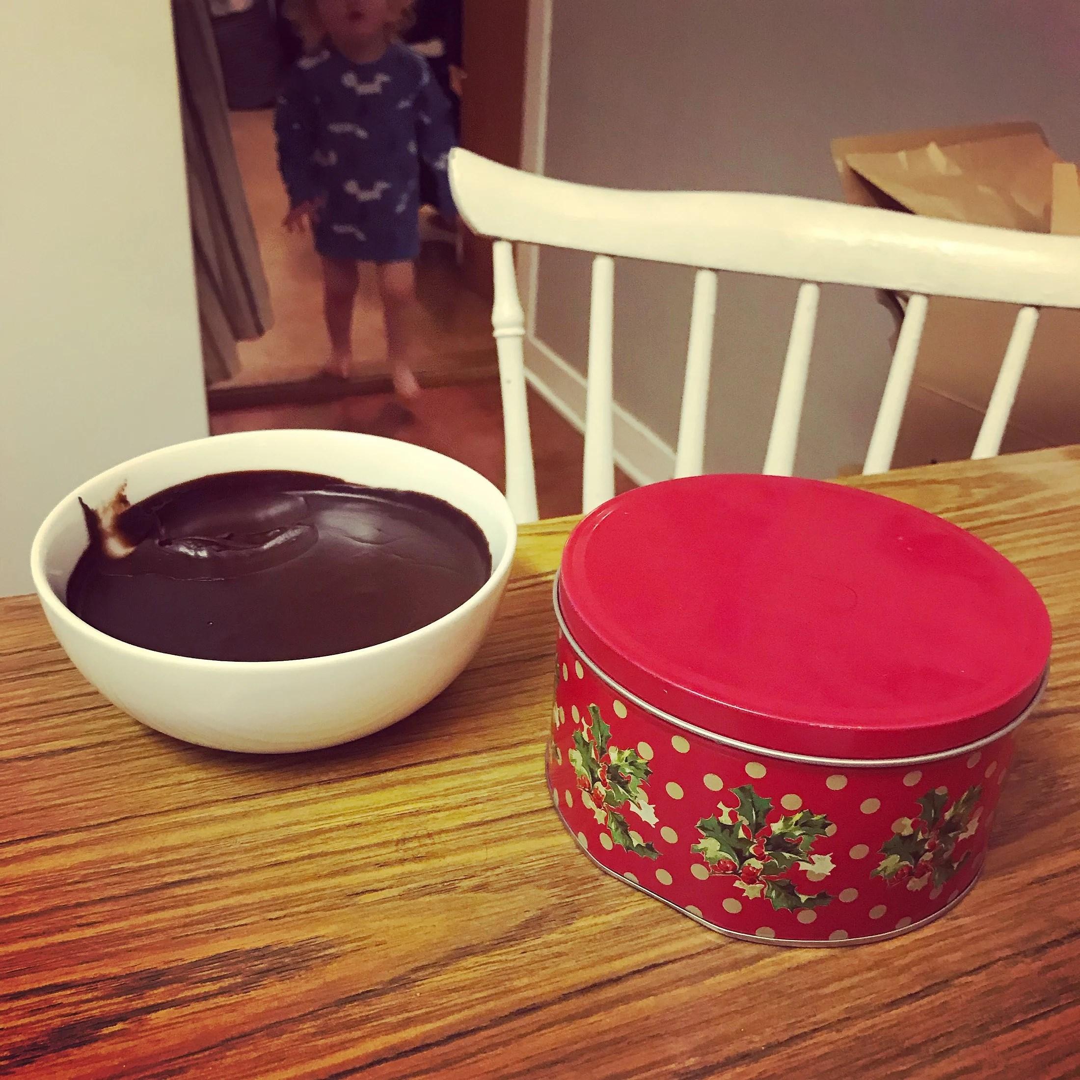 Chokladtryfflar!