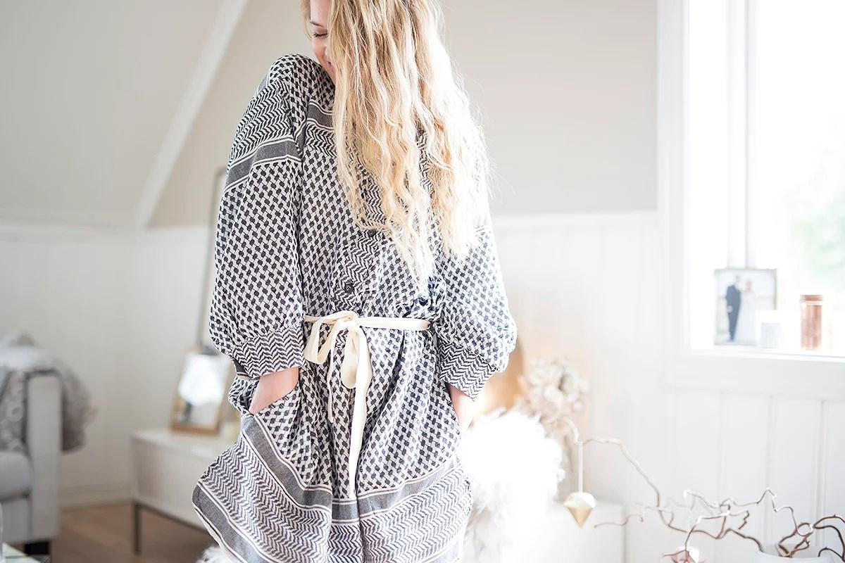 krist.in blogg kjole rough rugs leila k dress